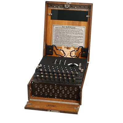 Enigma des Deutschen Spionagemuseum