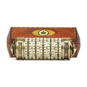 Kryptex im Spionagemuseum