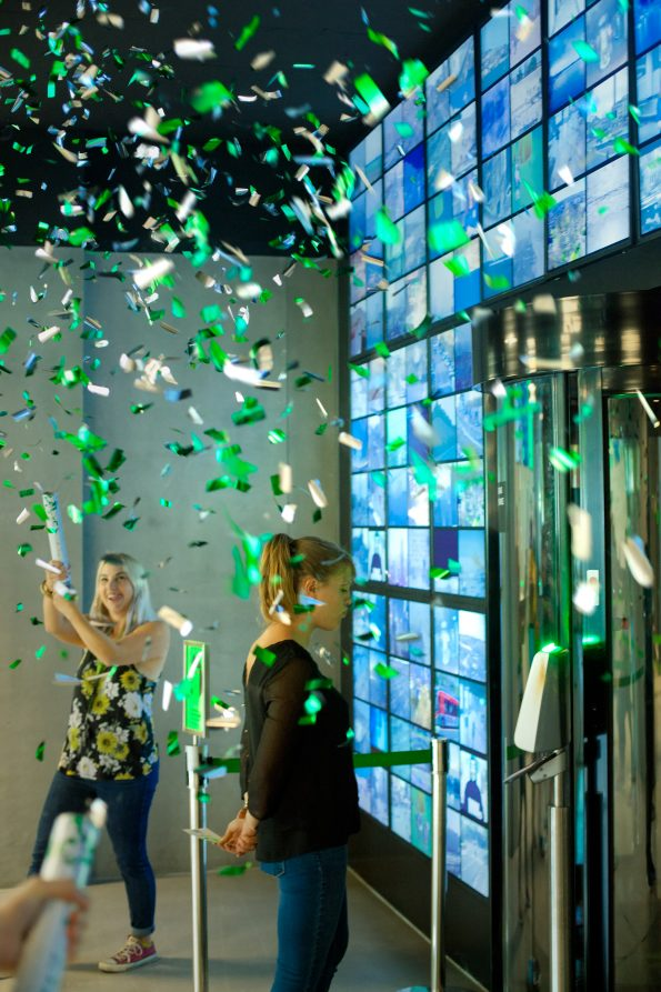 1 Million Besucher im Deutschen Spionagemuseum