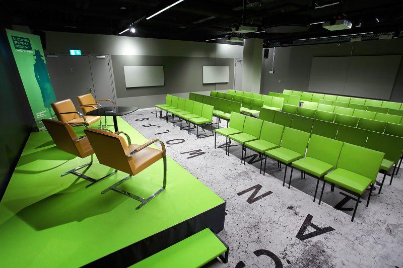 Veranstaltungsraum Kinosaal Museum