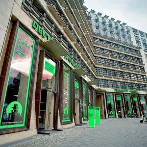 Fassade DSM Leipziger Platz